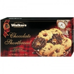 Walkers Chocolate Shortbread Selection