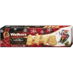 Walkers Festive Shapes Shortbread 175g