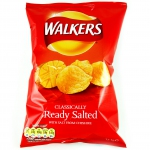 Walkers Ready Salted 32,5g