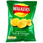 Walkers Salt & Vinegar 32,5g