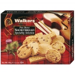 Walkers Shortbread Speciality Selection