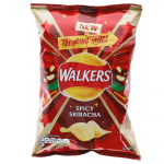Walkers Spicy Sriracha 32,5g