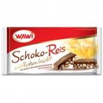 Wawi Schoko-Reis wölkchenleicht Vollmilch 200g
