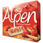 Alpen Riegel Strawberry & Yogurt 5er