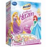 """Weetabix """"Disney Princess"""" Vollkorn-Herzen Erdbeer & Vanille"""