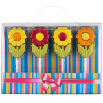 Weibler Lolly Blume 4er