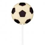 Weibler Lolly Fußball weiß 25g