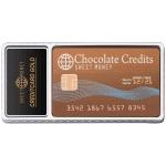 "Weibler Geschenkpackung ""Sweet Money"" Creditcard Gold"
