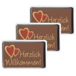 """Weibler Täfelchen """"Herzlich Willkommen"""" 36er"""