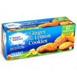 Weight Watchers Ginger & Lemon Cookies 6x2er