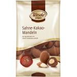 Weseke Sahne-Kakao-Mandeln 125g