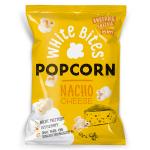White Bites Popcorn Nacho Cheese 80g