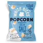 White Bites Popcorn Sea Salt