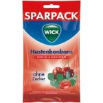 Wick Hustenbonbons Kirsche & Eukalyptus zuckerfrei