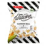 Wildcorn Cannon Ball Meersalz & Schwarzer Pfeffer 50g