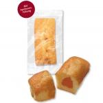 Wilhelm Gruyters Mini-Kuchen Aprikose gefüllt 120er Catering-Karton