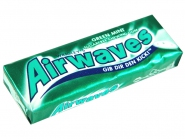 Airwaves Green Mint 10 Dragees
