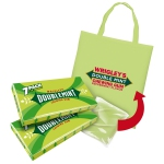 Wrigley's Doublemint 2x7er + gratis Einkaufstasche