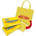Wrigley's Juicy Fruit 2x7er + gratis Einkaufstasche