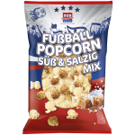 XOX Fußball Popcorn süß & salzig