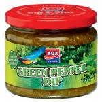 XOX Green Pepper Dip