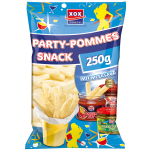XOX Party-Pommes Snack