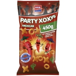 XOX Party-XOXys Mexican-Style 450g