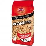XOX Peanuts geröstet und gesalzen