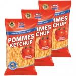 XOX Pommes Ketchup 24x25g
