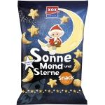 XOX Sonne Mond und Sterne