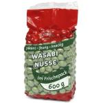XOX Wasabi Nüsse 600g