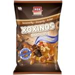 XOX XOXinos Snackers Erdnuss-Schoki-Karamell