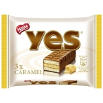 YES Caramel 3er Multipack