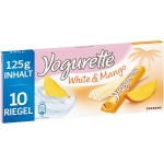Yogurette White & Mango 125g