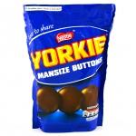 Yorkie Milk Mansize Buttons