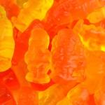 Yummi Yummi Orange Ingwer Zwerge 200g