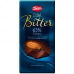 Zetti Edel Bitter 63% Kakao 100g