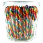 Zuckerstange Regenbogen 50x12g