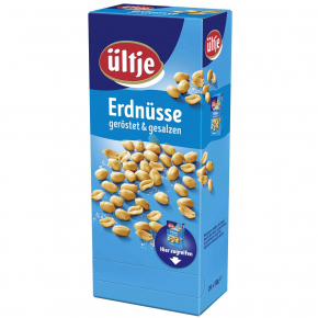 ültje Erdnüsse geröstet & gesalzen 28x50g