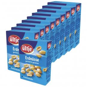 ültje Erdnüsse geröstet & gesalzen10x50g