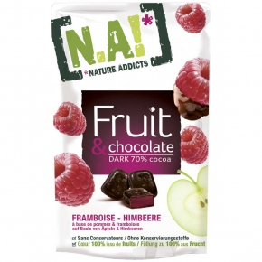 [N.A!] Nature Addicts Fruit & Chocolate Himbeere