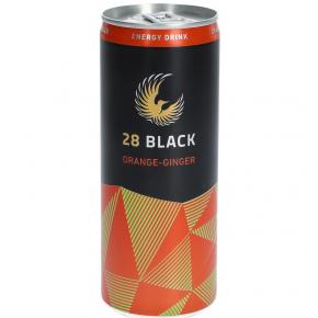 28 Black Orange-Ginger 250ml