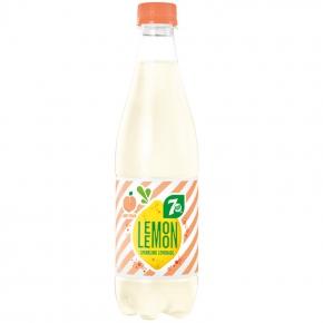 7UP Lemon Lemon White Peach 500ml