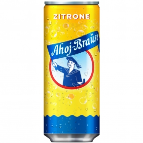 Ahoj-Brause Dose Zitrone