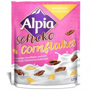Alpia Schoko Cornflakes 175g