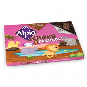 Alpia Schoko Freunde 100g