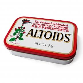 Altoids Peppermint 50g