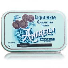 Amarelli Spezzata Medaglie 40g