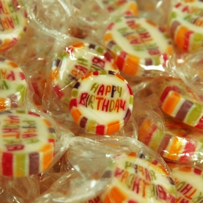 Amore Sweets Rocks Bonbons Happy Birthday 1kg