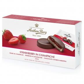 Anthon Berg Erdbeere in Champagner 8er
